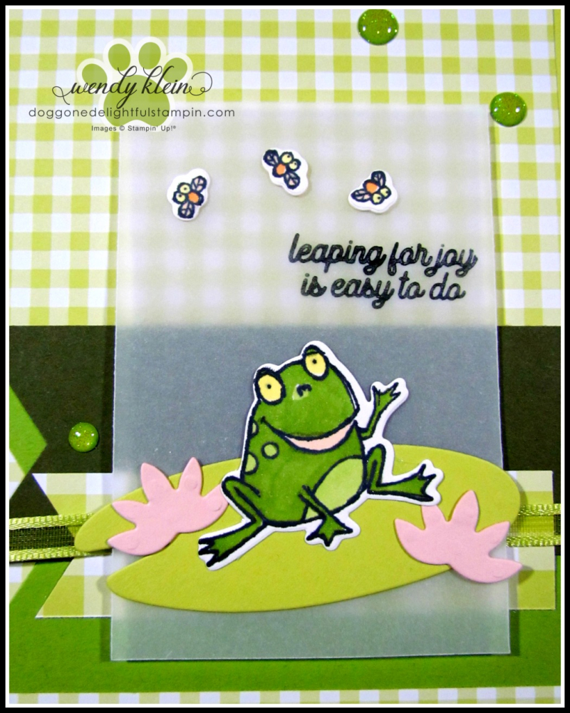 So Hoppy Together_Hop Around Framelits_Gingham Gala DSP_Vellum_Blends - 3