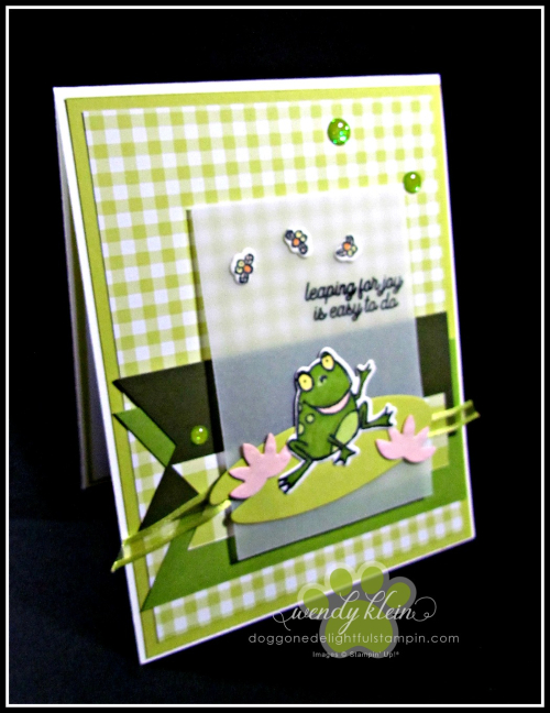 So Hoppy Together_Hop Around Framelits_Gingham Gala DSP_Vellum_Blends - 5