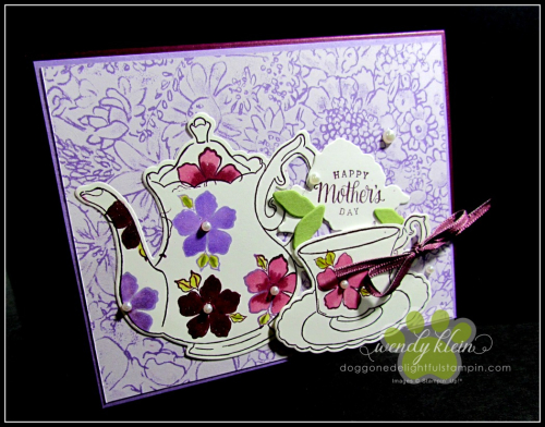 Tea Tme for Mom - 5