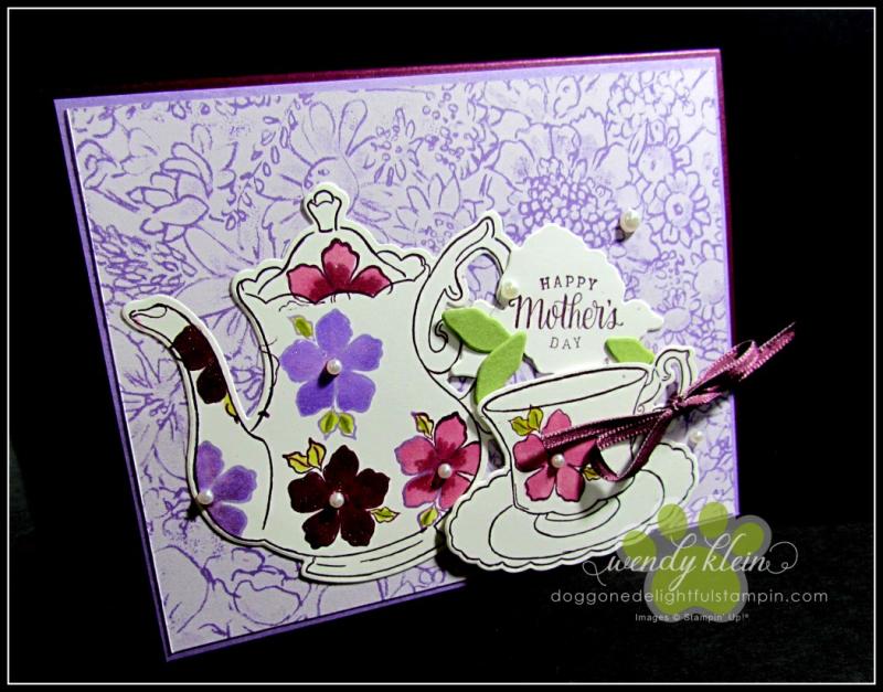 Tea Tme for Mom - 5