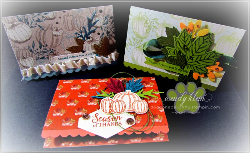 Gather Together Suite with Scalloped Notecards - 2