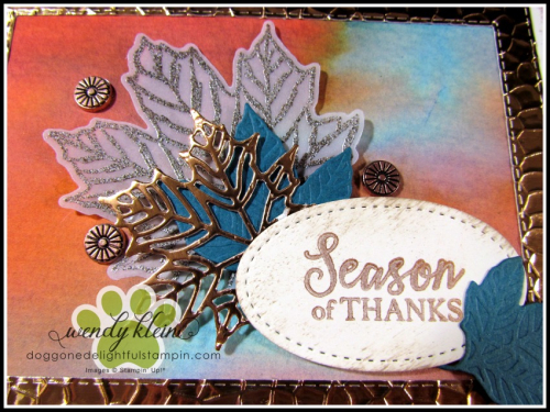 Season of Thanks - 4