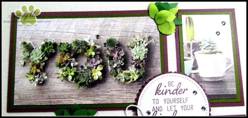 Grown With Kindness Shadow Box Alternative - 3