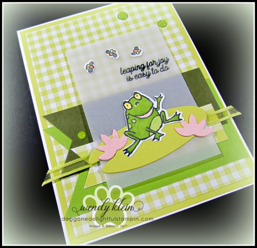 So Hoppy Together_Hop Around Framelits_Gingham Gala DSP_Vellum_Blends - 2