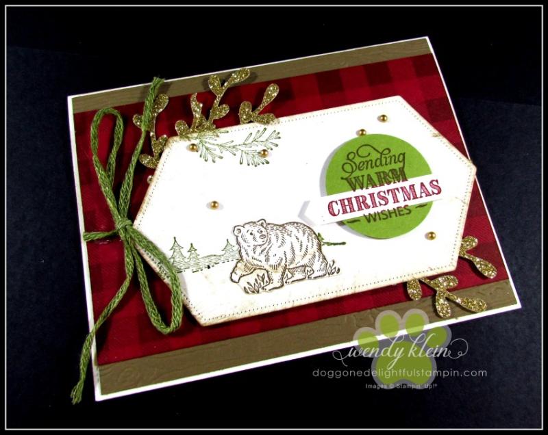 Rustic Retreat Christmas - 1