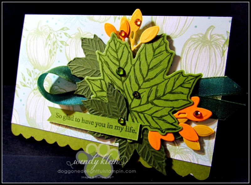 Gather Together Suite with Scalloped Notecards - 3