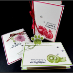 Slice of Happiness Notecards - 3