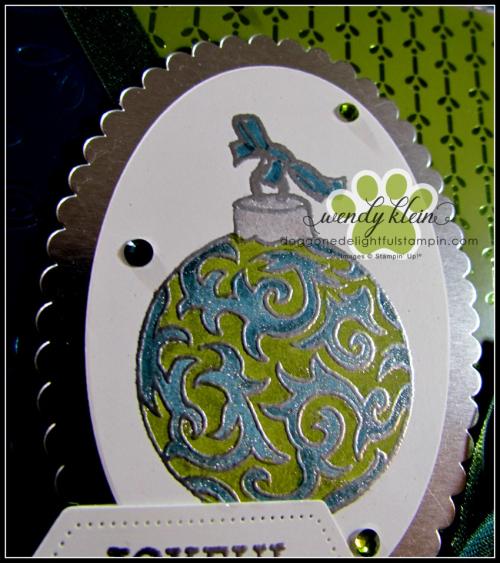 Lots of Cheer  Noble Peacock SDSP - 3