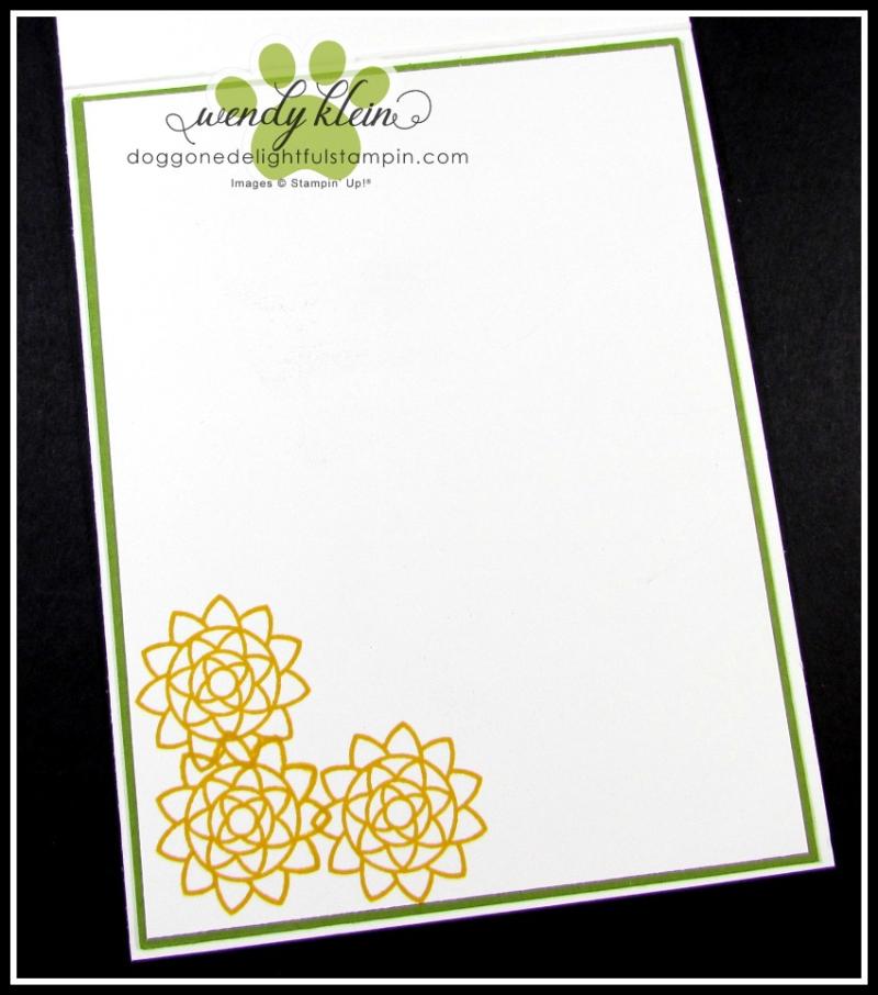 Botanical Bliss Sunflowers - 5