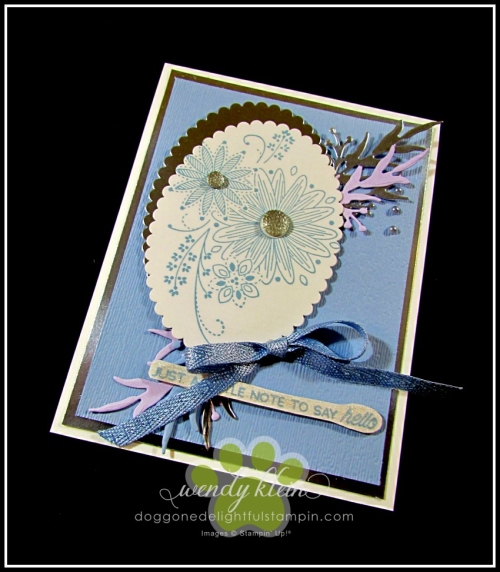 A Little Lace  Frosted Frames Dies  Subtle Emb Folder  Seaside Spray - 5