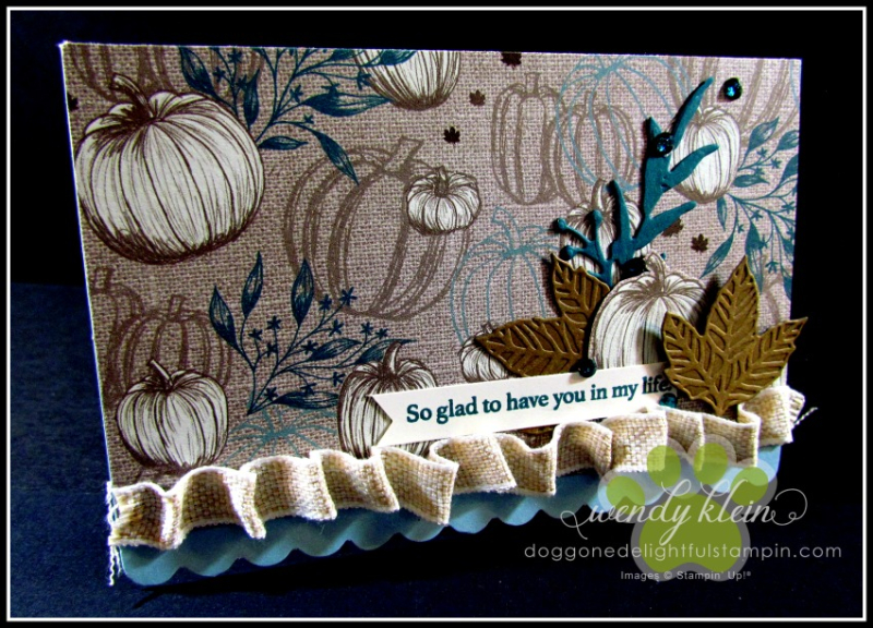 Gather Together Suite with Scalloped Notecards - 6