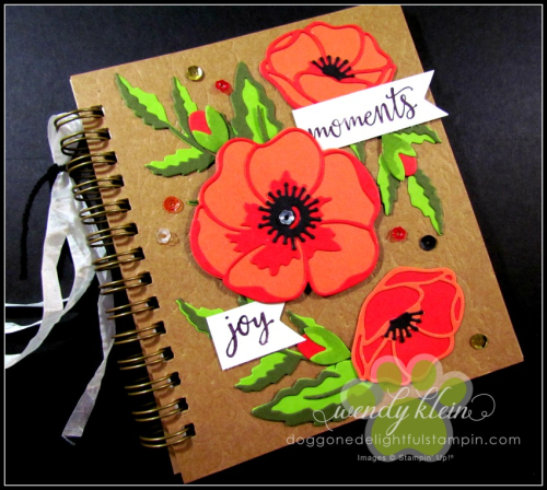 Peaceful Poppies Journal-3