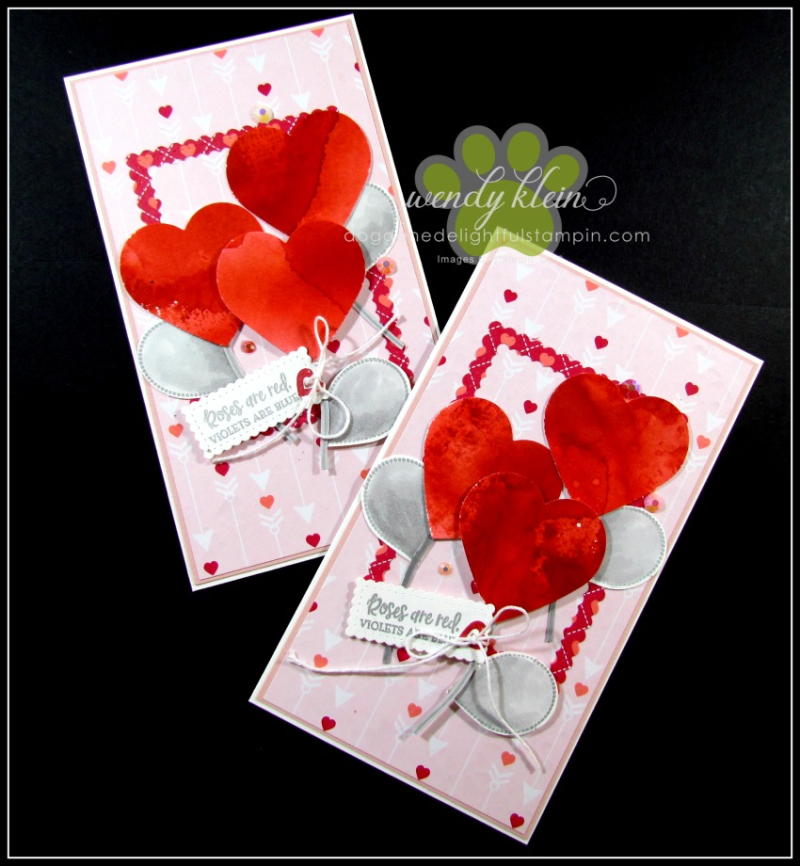 Heartfelt_ From My Heart_ Heart Punch Pack_ watercolor - 1