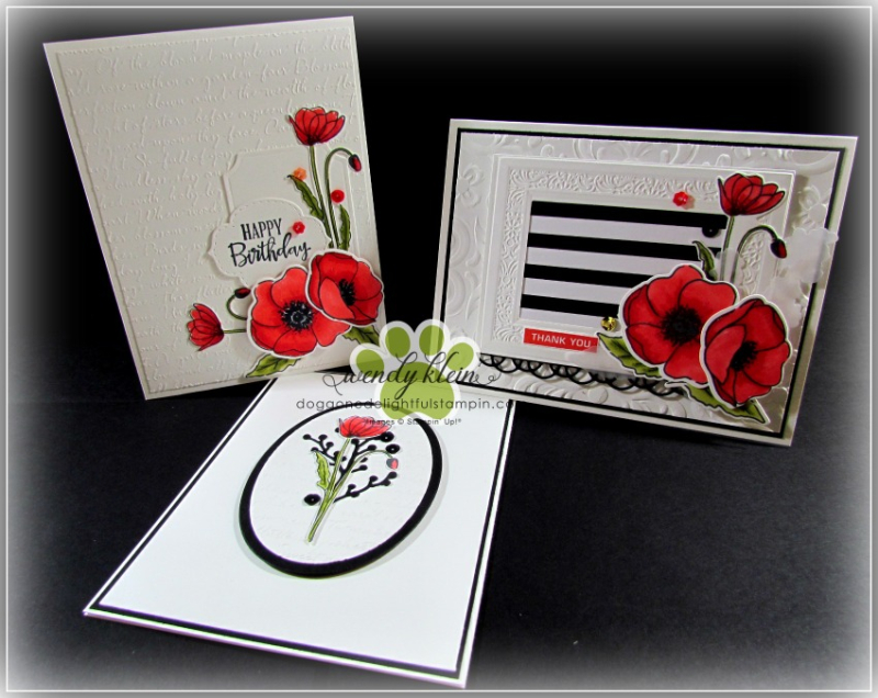 Elegant Peaceful Poppies-8