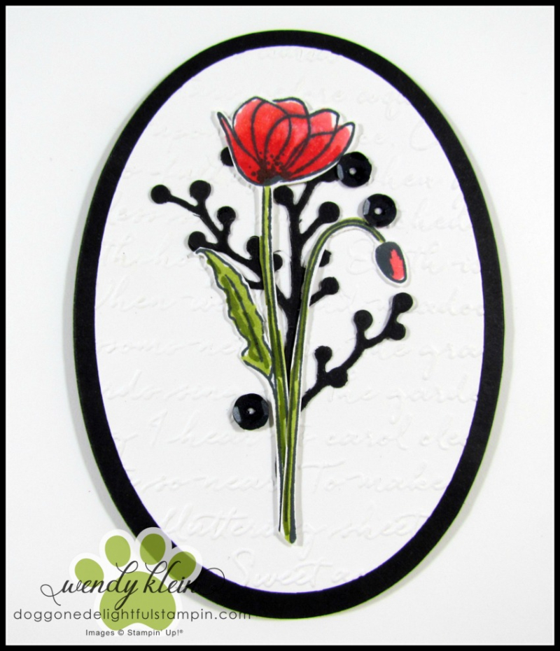 Elegant Peaceful Poppies-3