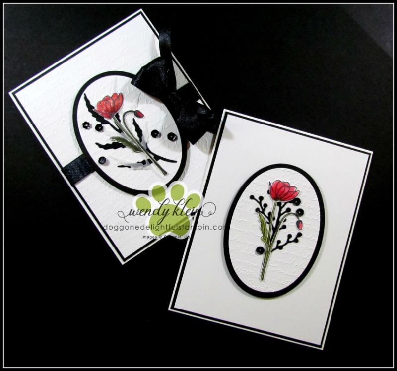 Elegant Peaceful Poppies-1