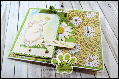 This Little Piggy with Ornate Garden-6