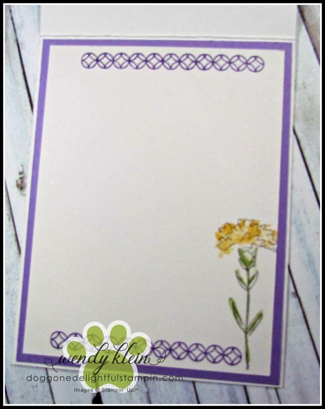 Inspiring Iris Watercolor - 5