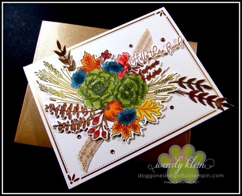 Autumn Greetings Gift Set - 3