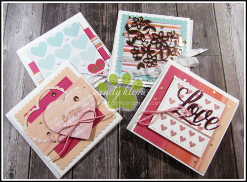 Love You Always Gift Card Box - 5