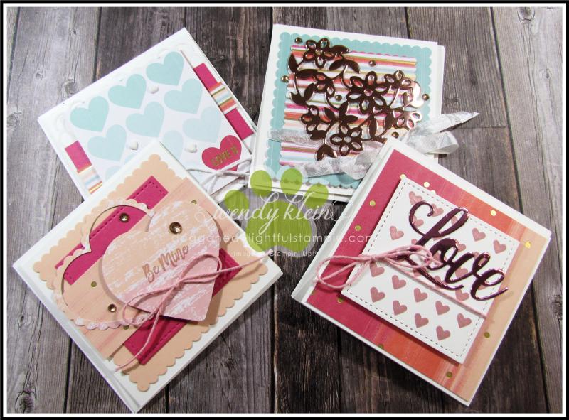 Love You Always Gift Card Box - 5