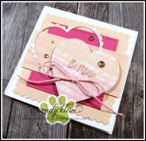 Love You Always Gift Card Box - 8