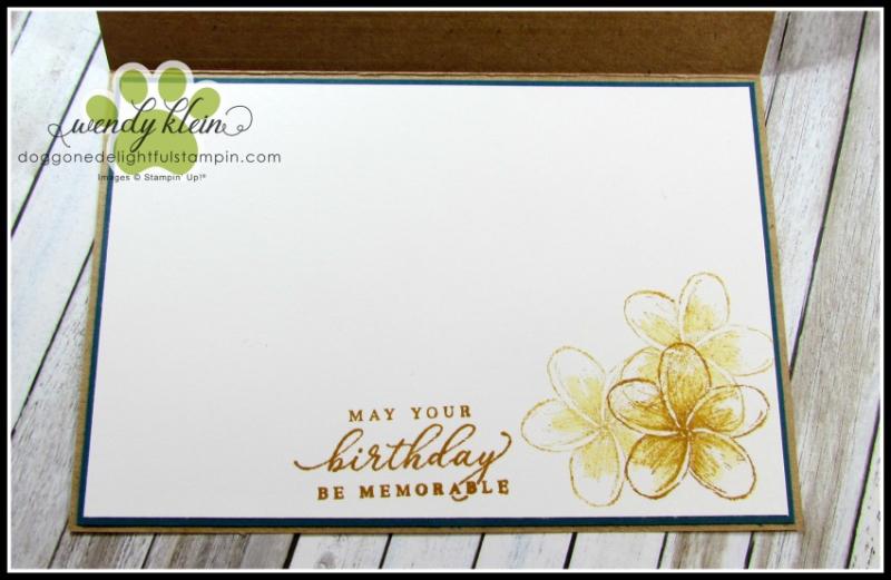 Tropical Oasis Memories & More Cards - 3