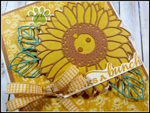 Celebrate Sunflowers - 2