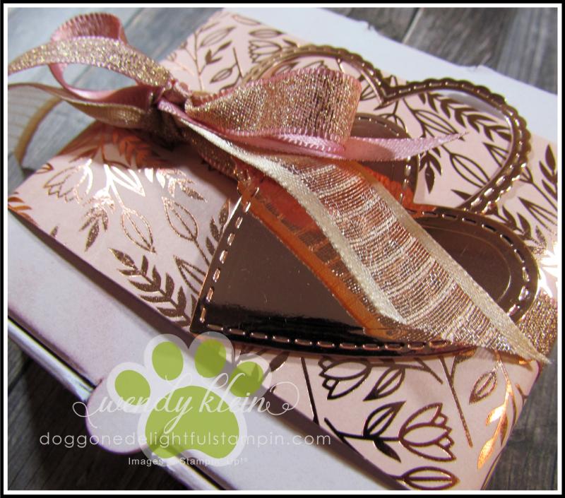 Love You Always Gift Card Box - 2