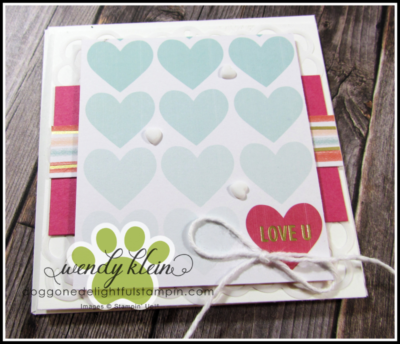 Love You Always Gift Card Box - 6