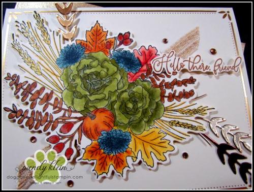 Autumn Greetings Gift Set - 4