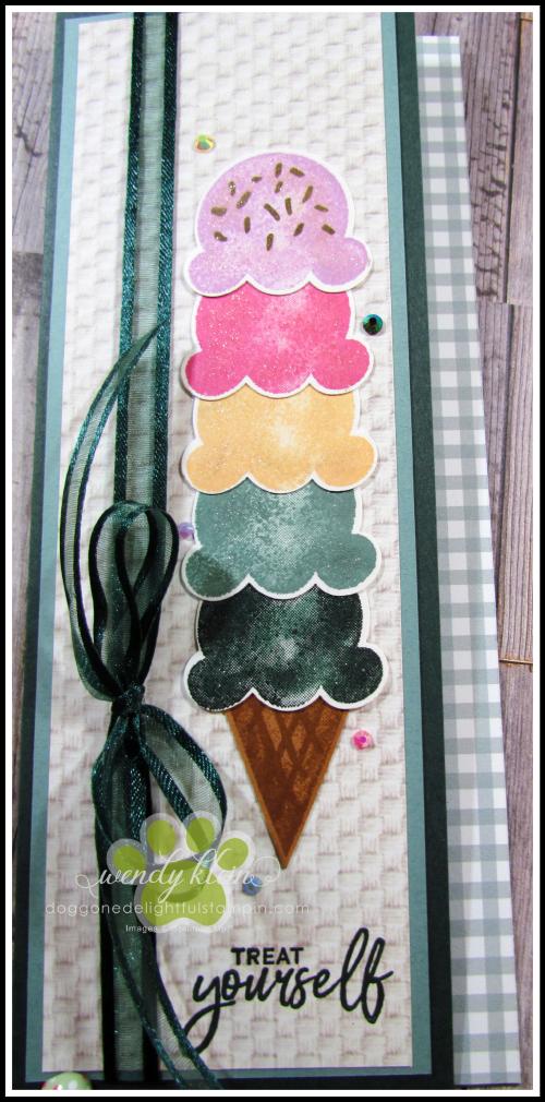 Sweet Ice Cream Slimline - 4