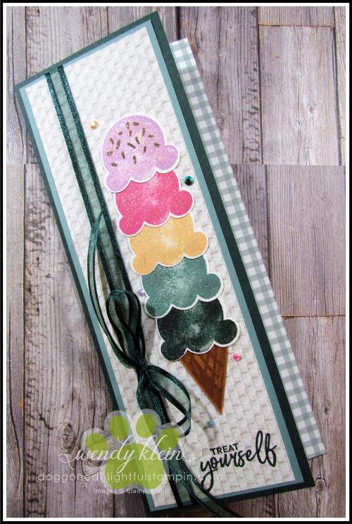 Sweet Ice Cream Slimline - 1