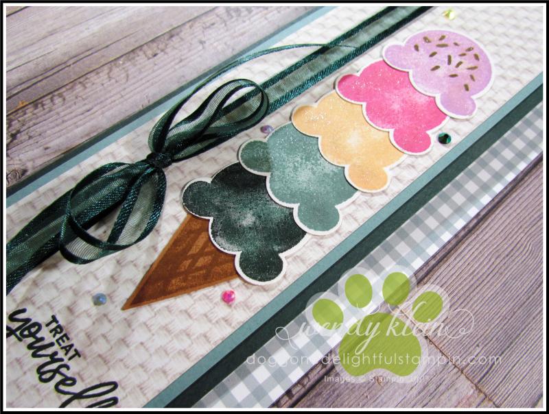 Sweet Ice Cream Slimline - 3