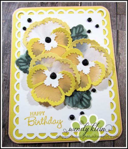 Pansy Birthday - 5